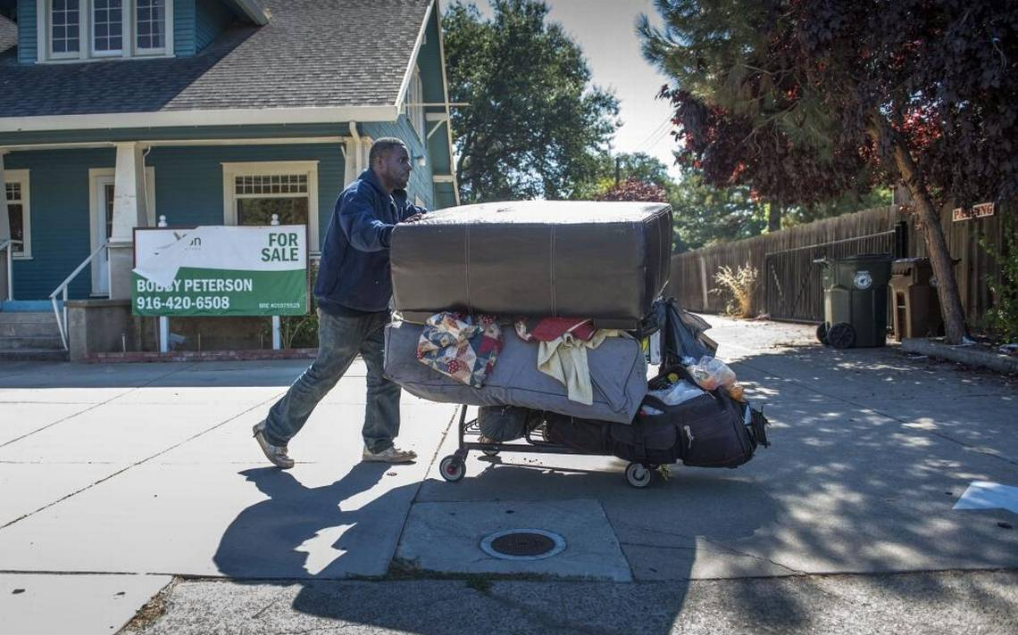 Homelessness in Sacramento